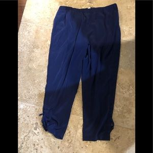NWT Chico's travel pants size 2.5